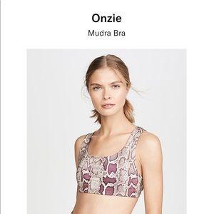Onzie Mudra bra. Small. Never worn